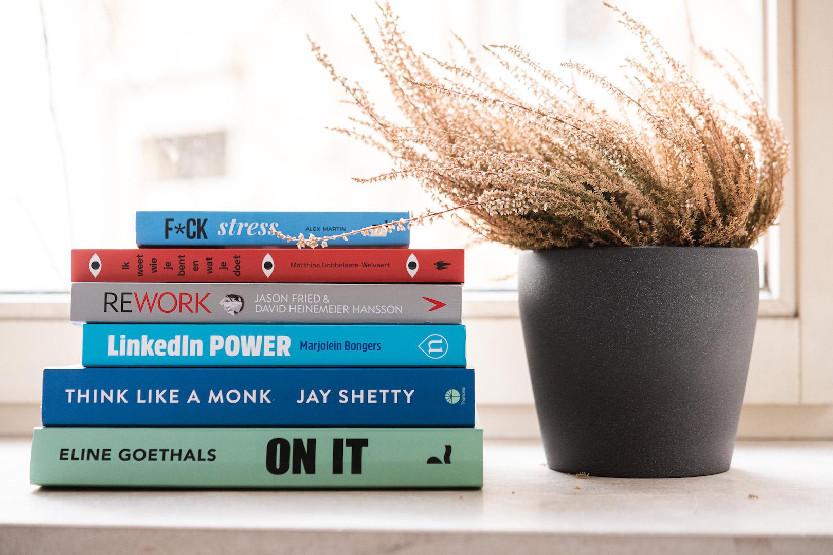 boekenkast voor ondernemers